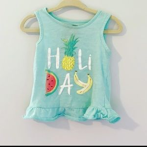HoliDay Shirt 12-18month